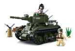 WWII Allied Light Cavalry Tank -  B0686